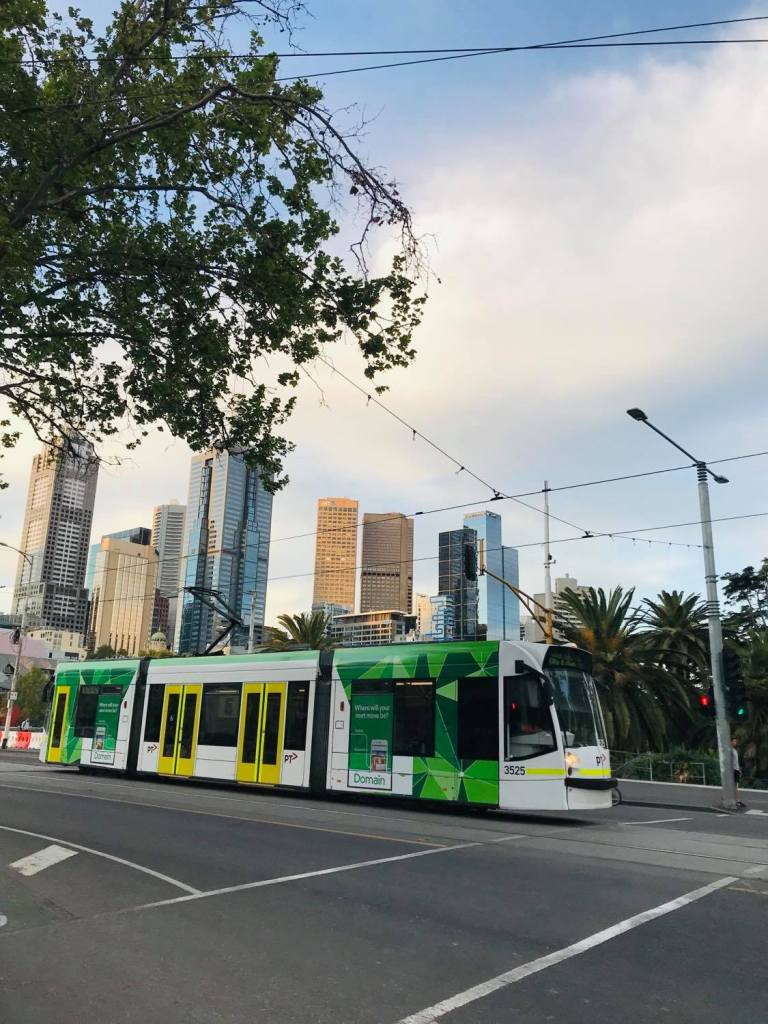 Transportation in Melbourne, Australia